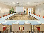 Meeting room in hotelul Ibis Styles Budapest Center