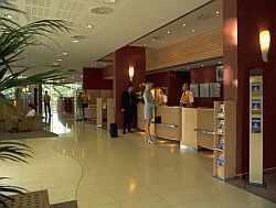 Hotell Novotel City**** Budapest rabatthotell Novotel Budapest