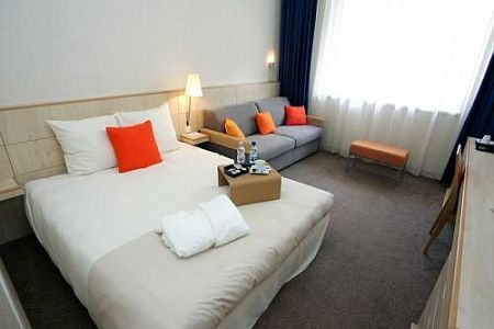 Discount hotel room in Budapest in Hotel Novotel Budapest Centrum