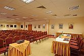 Conference room and event room rental in Eger