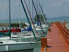 Yacht Club Balatonaliga - яхтовый клуб на Балатоне - Yacht Club Balatonaliga - Hungary