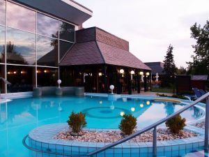 Thermal Hotel Buk**** Discounted half board wellness packages