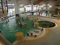 Danubius Thermal Hotel Sarvar - thermal bath - wellness hotel, thermal and spa hotel SARVAR